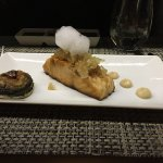 Restaurant japonais, plage, vues du lounge privilège