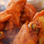 The BEST Chicken Wings on Marco Island are at Sami's Pizza & Grill.
