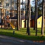 """детская площадка и домик """"детская комната"""""""