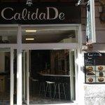 Entrada del nuevo CalidaDe