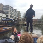 Fabulous punting experience and our host/captain had a wealth of experience about the entire tou