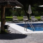 Pool at Hotel Majoro Nazca