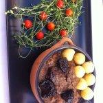Jabalí al Moscatel receta exclusiva del Rincón