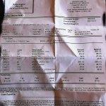 $83.15 avec taxes / version avec coordonnées personnelles effacées