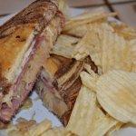 Reuben Sandwich - enough for two!