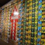 Couvertures cartonnées de Tintin en plusieurs langues