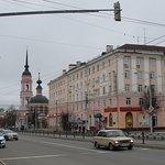 Улица Кирова и Мироносицкая церковь