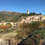 Fabulous Sunday lunch at Fleurs d'Olargues