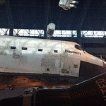 Fotografie: Smithsonian National Air and Space Museum Steven F. Udvar-Hazy Center