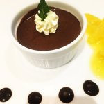 Try this chocolate mousse and you will ask for more!!!