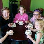 Kids love Tea Parties