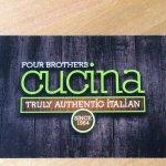 Foto de Four Brothers Cucina