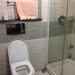 簡單的浴室