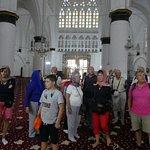 la mosquée Selimiye. Les touristes...