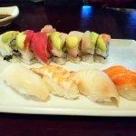 Nigiri Lunch Special Roll