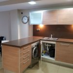 Apt 1 - Kitchen (washing machine and dishwasher) - ground level