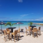 Beautiful Beach and ready for service