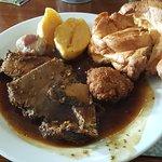 Roast Beef Sunday Lunch