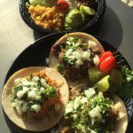 Experience authentic Mexican food, including tacos, tamales, sopas, rice and beans at Sami's