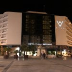 Hotel Playa Victoria Foto