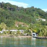Bild från Raiatea Lodge Hotel