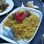 Una de arroz con pitu de caleya