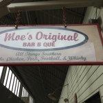 Foto de Moe's Original BBQ