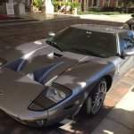 One of many exotic cars that hung out at the towers for most of the stay.