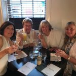 A great ladies catch up with great friends