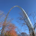 The Gateway Arch Foto