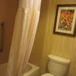 fresh smelling shower curtain