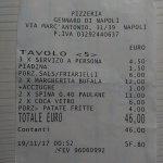 Photo de Pizzeria di Napoli