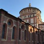 Photo de Sainte-Marie-des-Grâces (Santa Maria della Grazie)