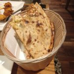 Stuffed Paratha (absolutely lovely)