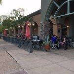 nice patio seating