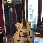 Guitar owned by Phil Lynott