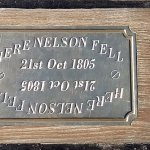 Nelson plaque