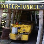 Pioneer Tunnel Coal Mine & Steam Train
