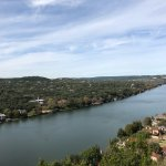 Great place for families. Easy climb, quiet trails, nice view of the Colorado River and Austin s