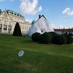 Belvedere Palace Museum Foto