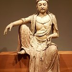 I adore Kwan Yin. It is touching that she is on the cover of the main brochure.