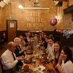 The White Horseの写真