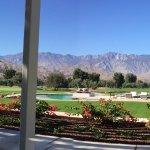 Back yard panorama shot.