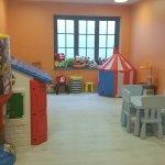 Zona de Juegos para niños hasta 5 Años