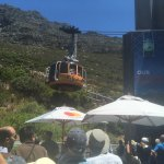 Table Mountain Aerial Cableway Foto