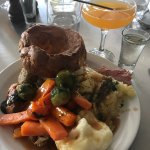 Great Carvery! £12.95 with unlimited starters & puddings, fresh waffles cooked whilst you wait t