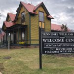 Tennessee Williams Welcome Center Foto