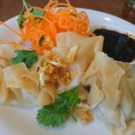 Kanom Jeeb dumplings