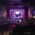 Penn and Teller Auditorium before the show.