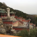 View from temple at summer palace.